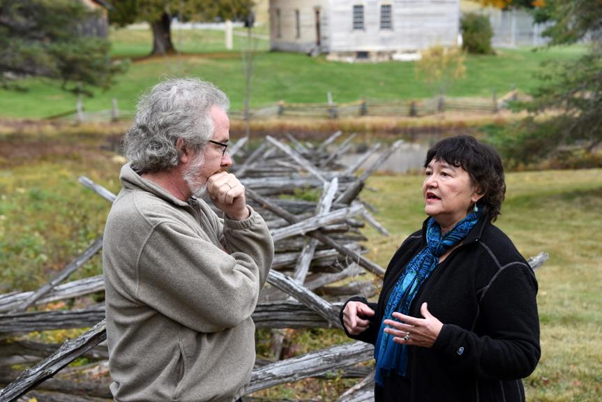Glenn and Helen