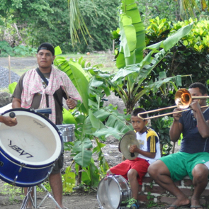 The Morning, the Music, Mother's Day and the Power: First days in Nicaragua 2017