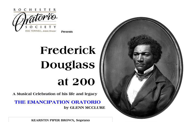 ROS to perform McClure's Emancipation Oratorio February 16, 2018