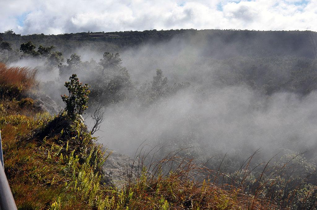 Volcanos National Park - photo by Glenn McClure