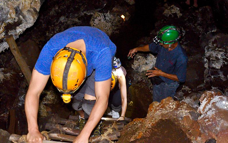 What Lies Beneath – Lava Tubes