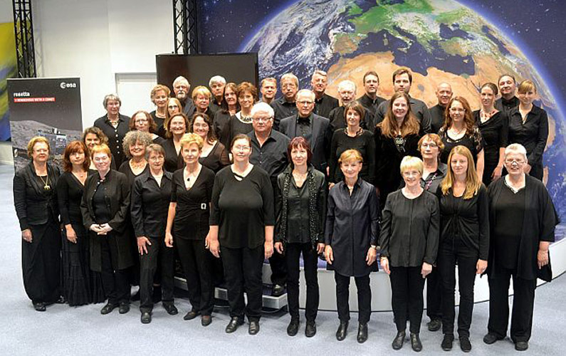 ESOC Chorus Darmstadt to Perform St. Francis in Americas: A Caribbean Mass