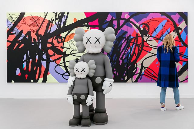 Galerie Perrotin, Frieze London 2017