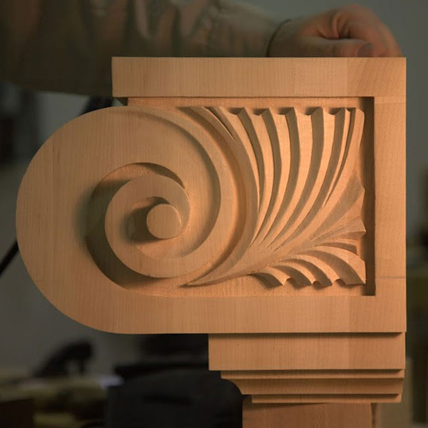 Quality Architectural Woodcarvings  Art for Everyday Inc AFE  Quality Architectural