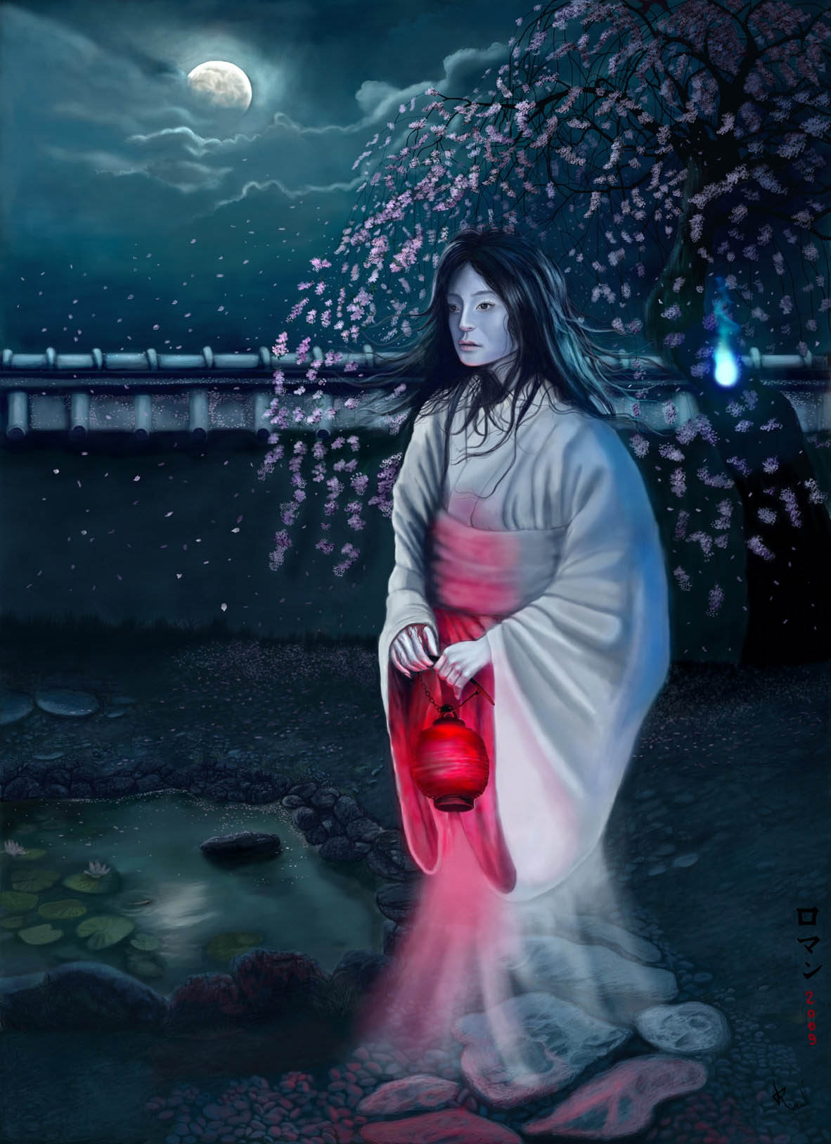 yurei, hantu tradisional masyarakat jepang
