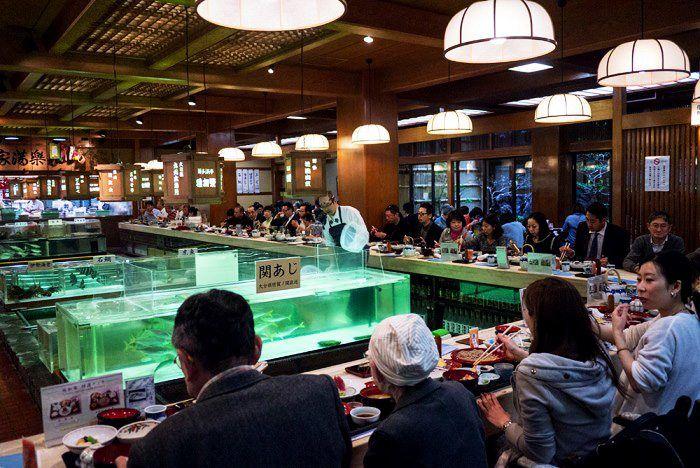 dunia kuliner jepang   Artforia.com