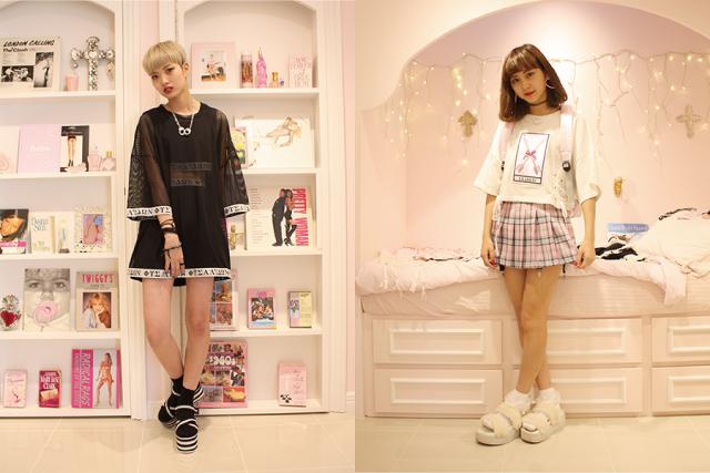 Bubbles Harajuku Salah Satu Toko Fashion Wanita Terpopuler