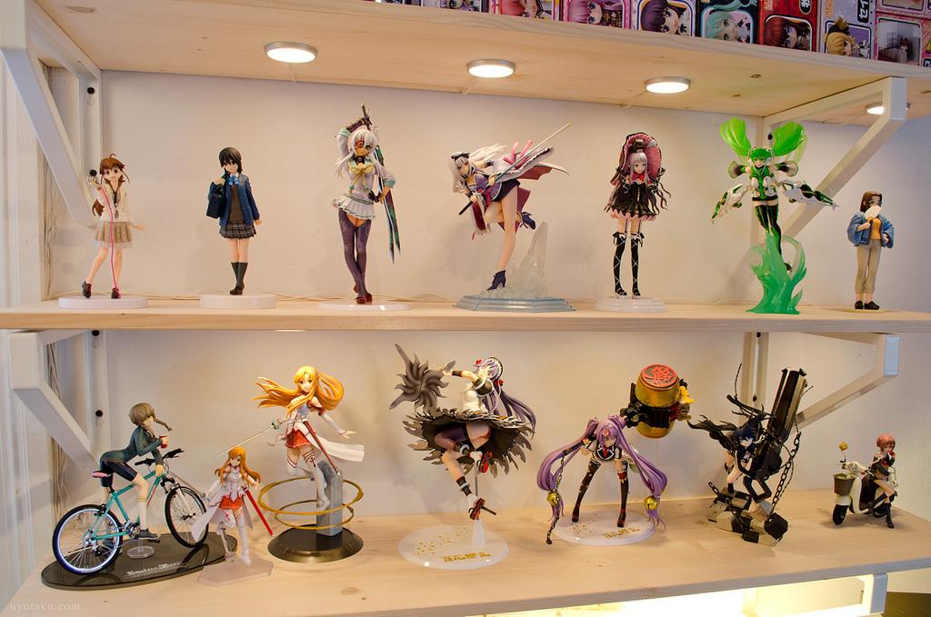 6 Merk Figure Anime Dengan Kualitas Terbaik