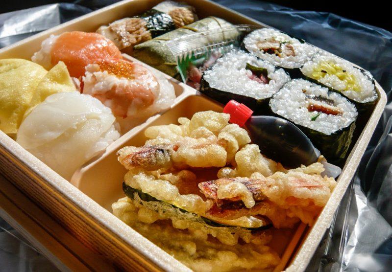 Nikmati Perjalanan Anda Dengan Menu Makanan Ekiben