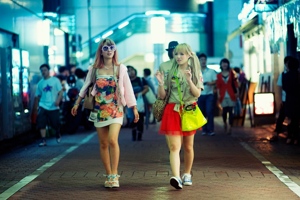 Rasakan Serunya Nightlife Kota Tokyo
