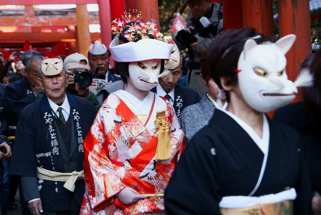 Kitsune Salah Satu Legenda Mitos Terkenal Jepang