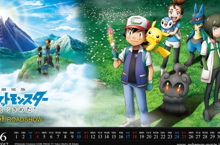 Pokemon The Movie Terbaru Siap Tayang Secara Global