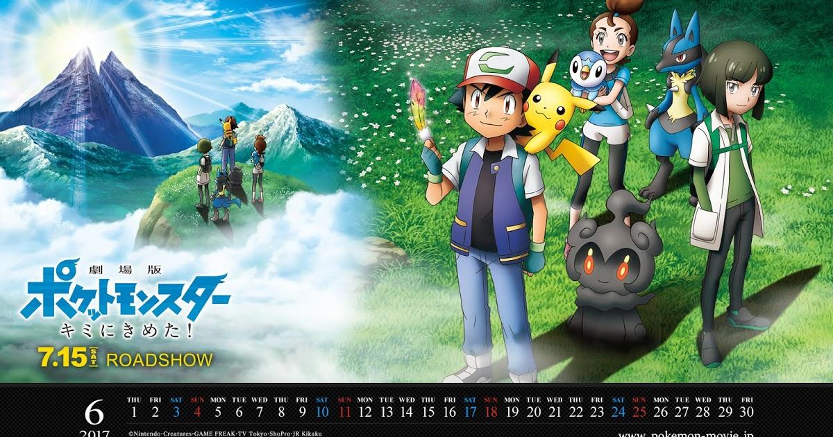 Pokemon The Movie Terbaru Siap Tayang Secara Global