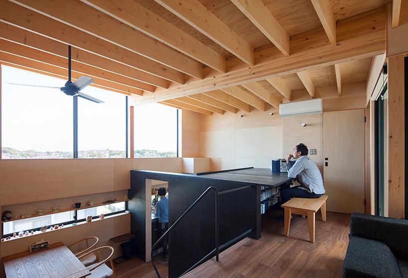 Rumah Rak Buku Karya Shinsuke Fujii