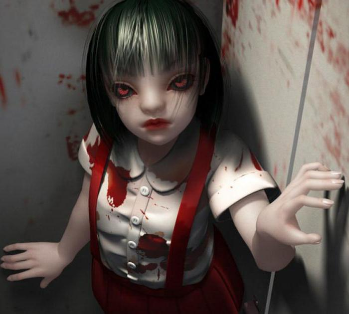 Hanako Gadis Kecil Penunggu Toilet