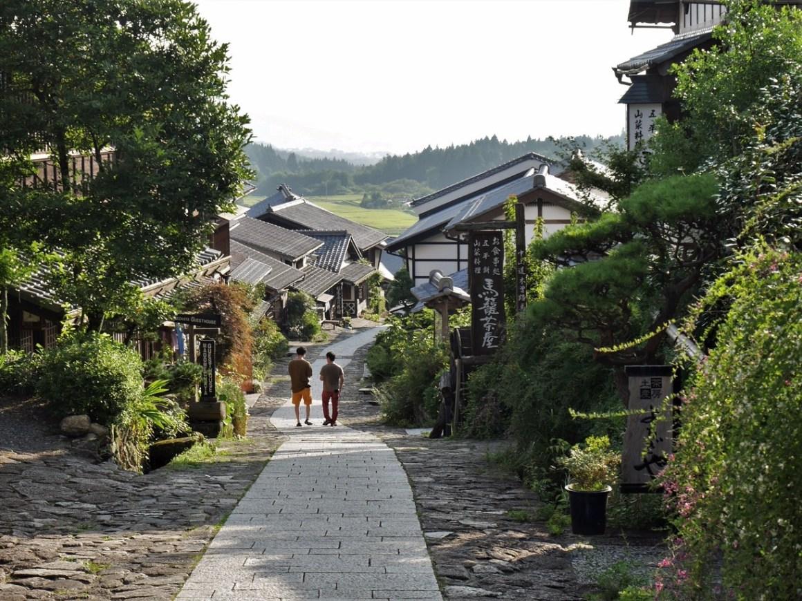10 Kota Kecil Di Jepang Yang Memiliki Daya Tarik Tinggi