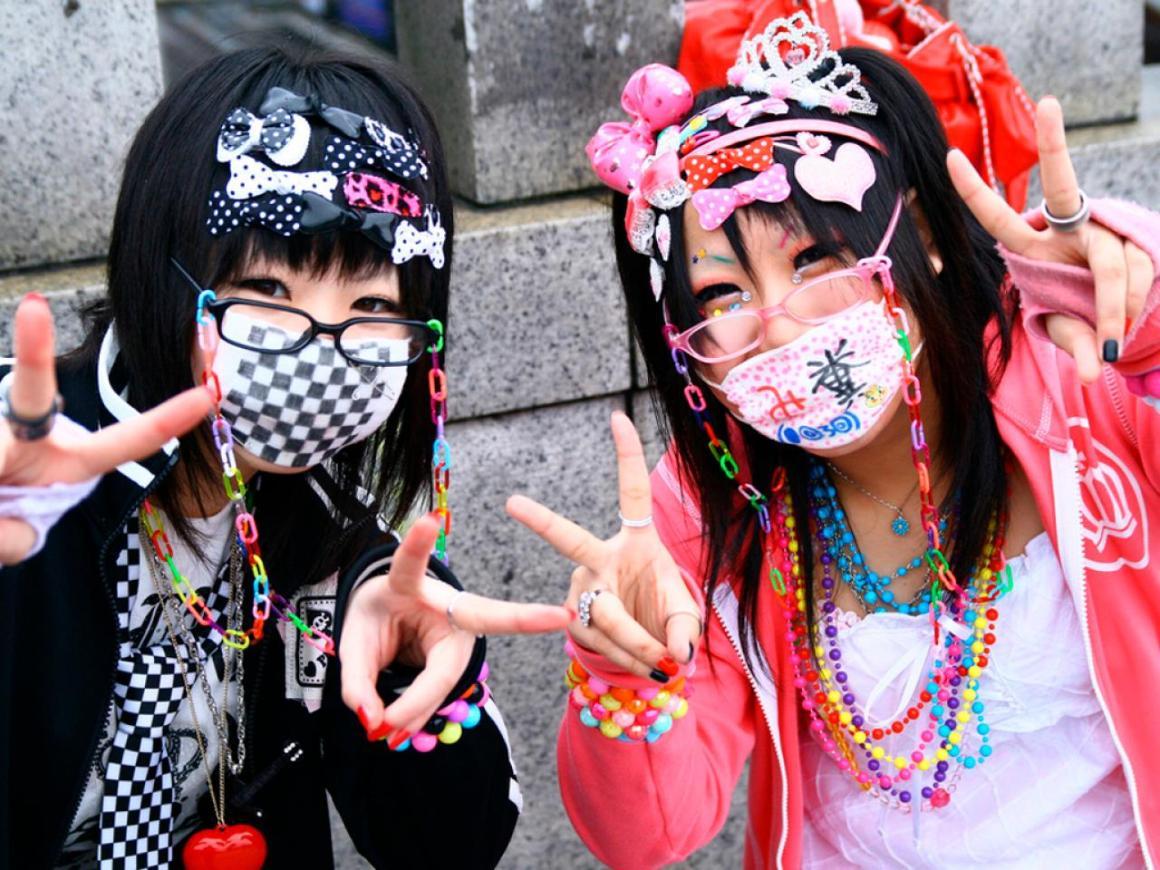 Aneka Ragam Jenis Fashion Jepang