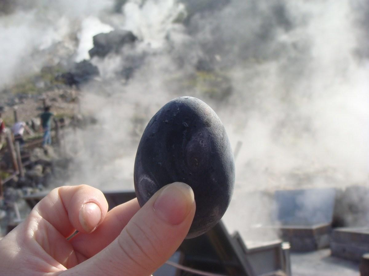 Telur Sehat Panjang Umur Kurotamago