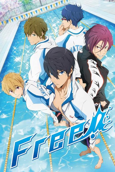 Anime Free Akan Dapat Episode Barunya Dalam Serial TV