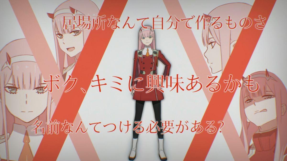 Tokoh Code 002 Dari Anime Darling In The Franxx Menjadi Populer Dalam Dunia Cosplay
