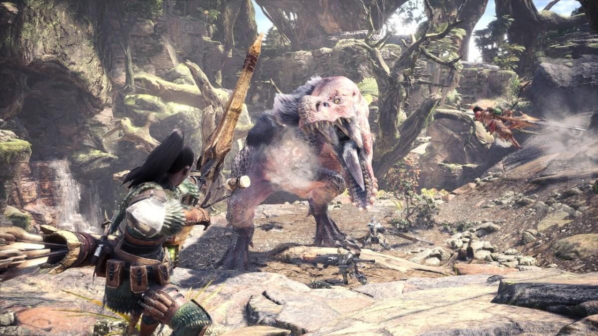 Monster Hunter World Raih Penjualan Fantastis Di Jepang