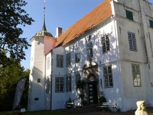 Herrenhaus Hoyerswort in Nordfriesland in 2012