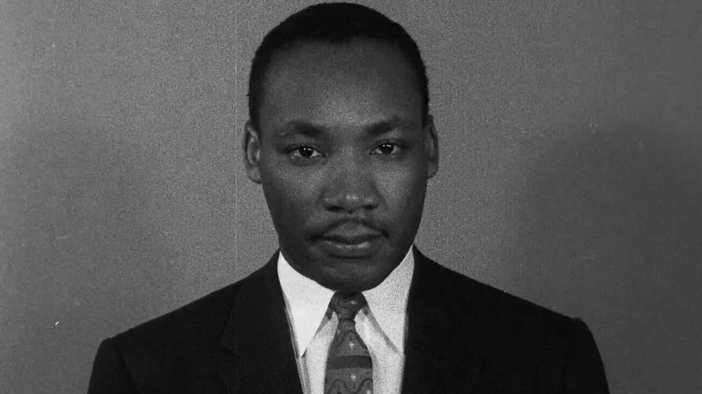 Sam Pollard, MLK/FBI), 2020, black-and-white, sound, 104 minutes. Martin Luther King Jr.