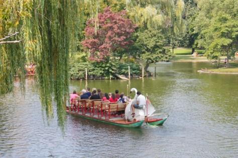 Public Gardens, Boston