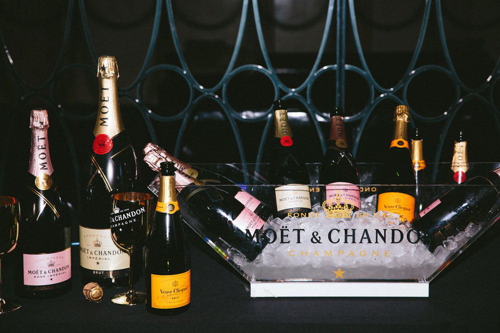 ICYMI: The Living Room's Champagne Thursdays Kickoff