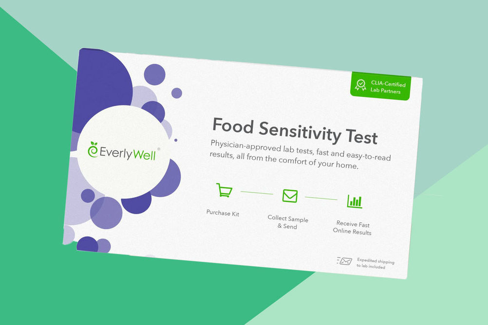 We Tried It: EverlyWell's Food Sensitivity Test