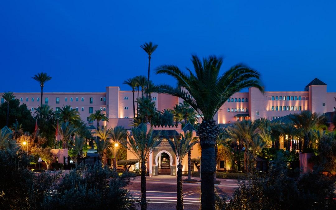Marrakesh's La Mamounia Hotel Fulfills Every Moroccan Fantasy