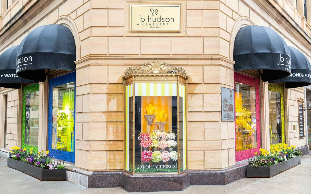 JB Hudson Jewelers Now Featuring Virtual Private Appointments