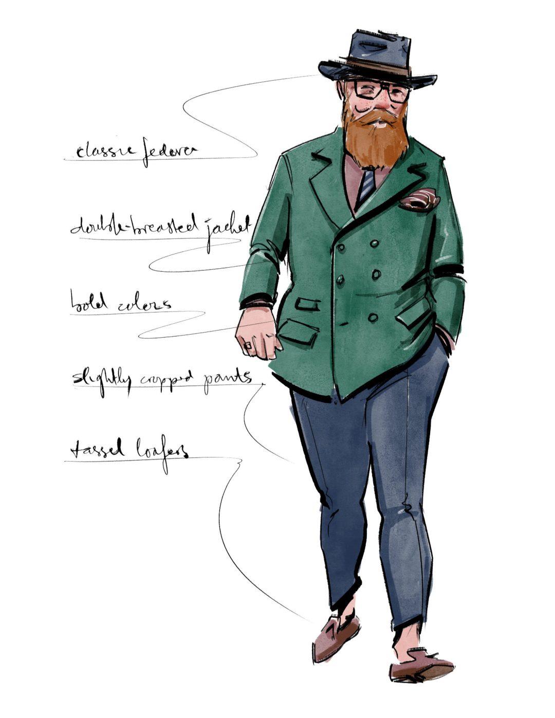 David Coggins Style Rules   Artful Living Magazine