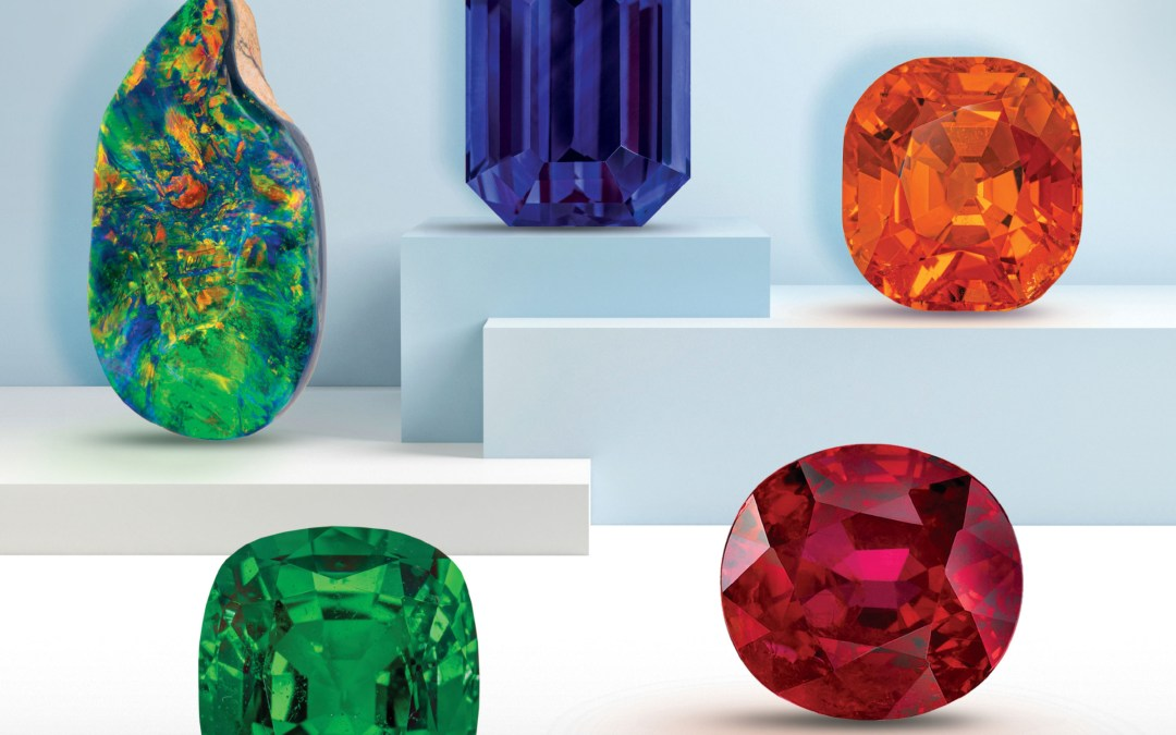 Discover Wixon Jewelers' Extraordinary Gemstone Selection