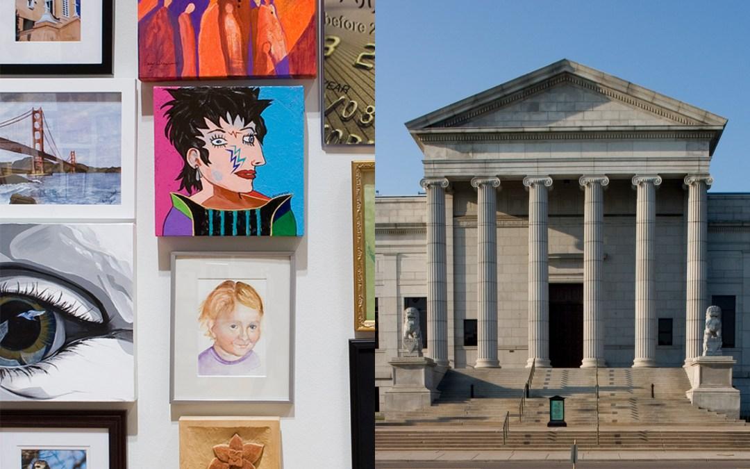 """Mia's Annual """"Foot in the Door"""" Art Exhibit Goes Virtual"""