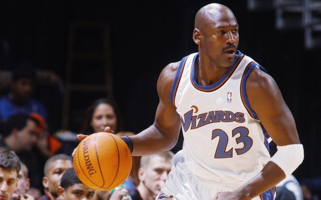 Why Michael Jordan Is Untouchable According to This NBA Mascot