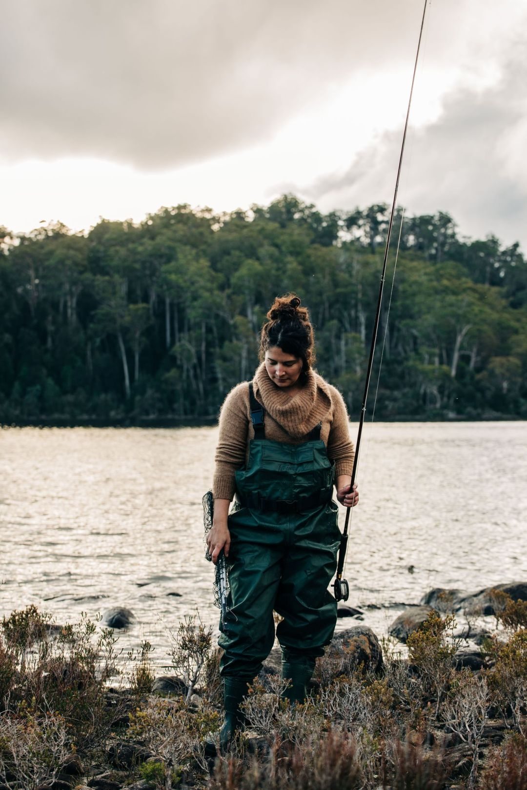 Chef Analiese Gregory's Untamed Tasmanian Life | Artful Living