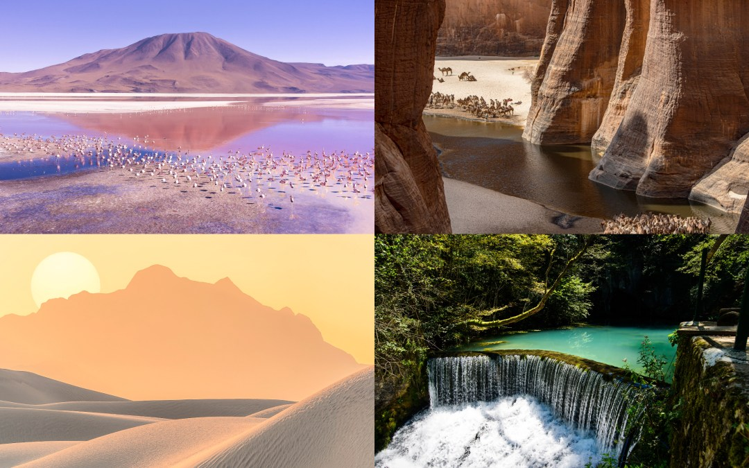 7 Unsung Natural Wonders of the World