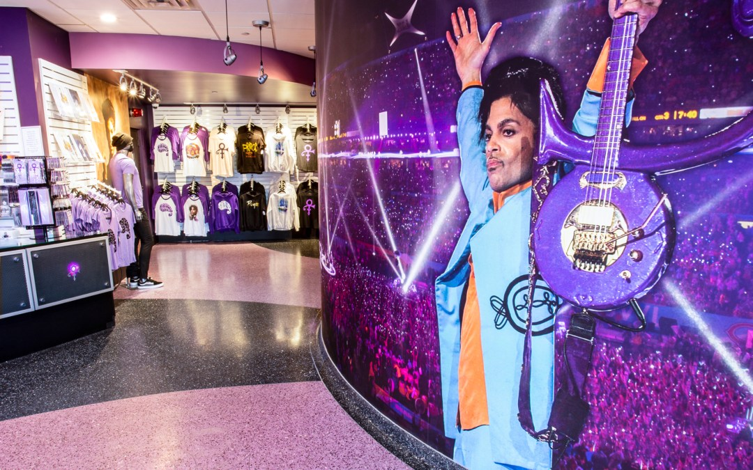 Bringing Prince's Paisley Park Back to Life and to Mall of America