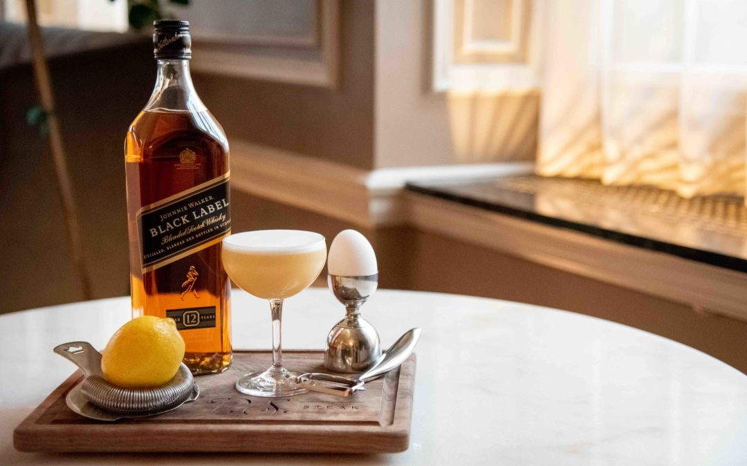 Don't Miss: Our Virtual Johnnie Walker Cocktail Class on April 8