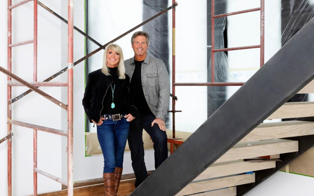 North Notables: David Bieker and Jodie Unger of Denali Custom Homes