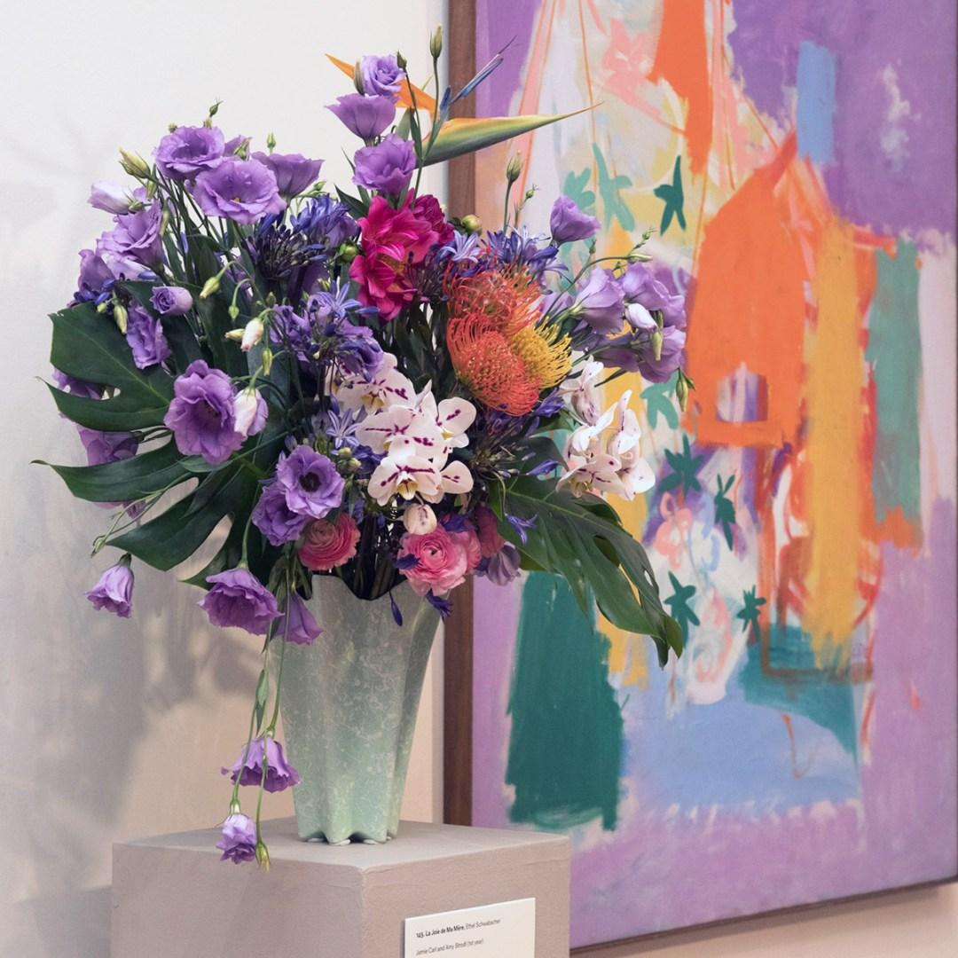 MIA Art in Bloom | Artful Living Magazine