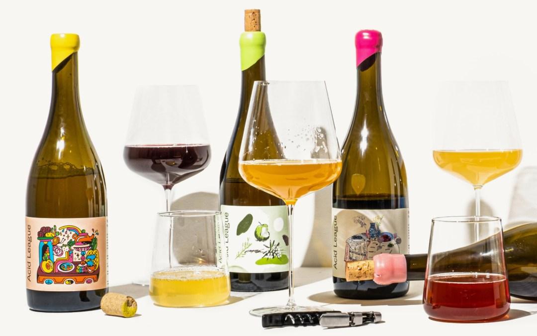 We Tried It: Acid League's Wine Proxies