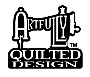 Artfully Quilted Design, Quilting, Applique, Laser, Fusible, Steam a Seam 2,