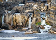 waterfalls in great falls park