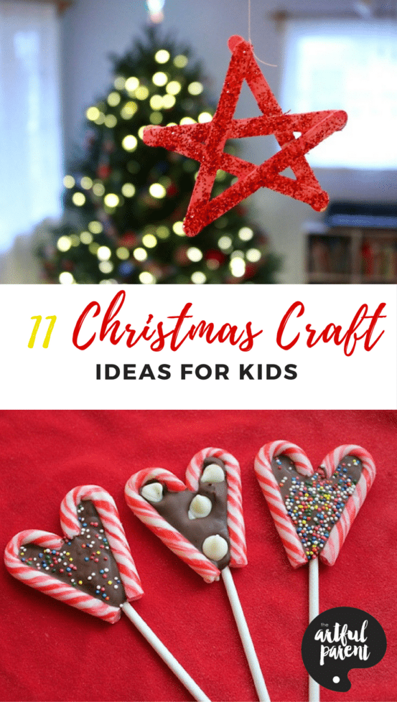 Cool Craft Ideas For Christmas