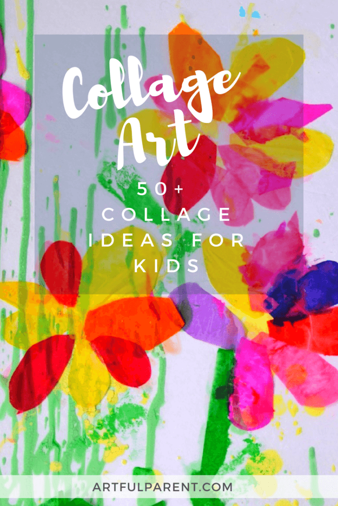 collage art ideas for