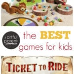 The Best Kids Board Games and Card Games