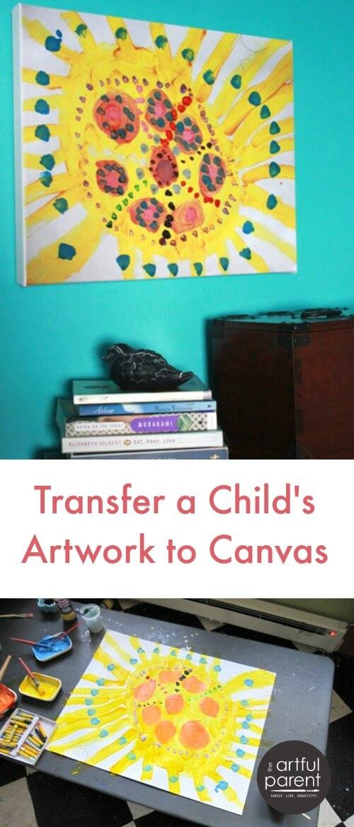 create a canvas print