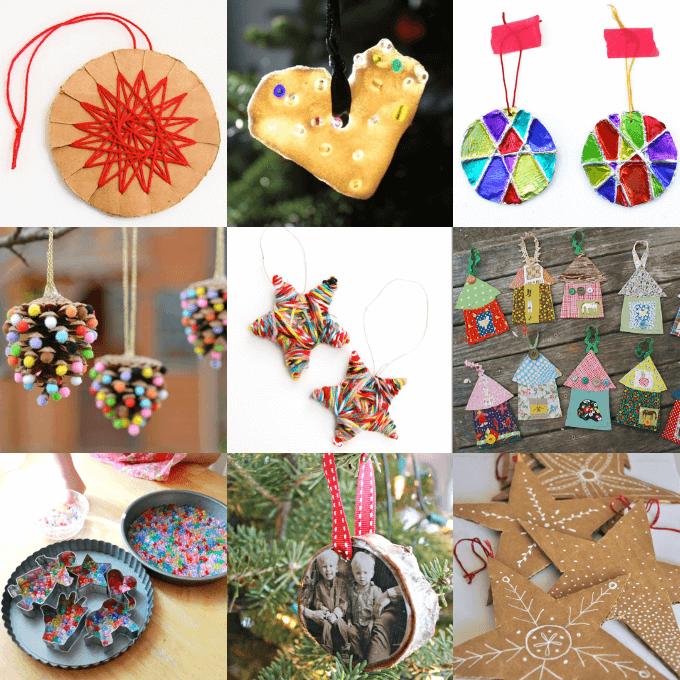 Homemade Christmas Crafts To Make